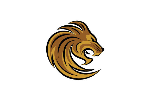 Download Free Lion Head Vector Cartoon Illustration Graphic By Hartgraphic for Cricut Explore, Silhouette and other cutting machines.