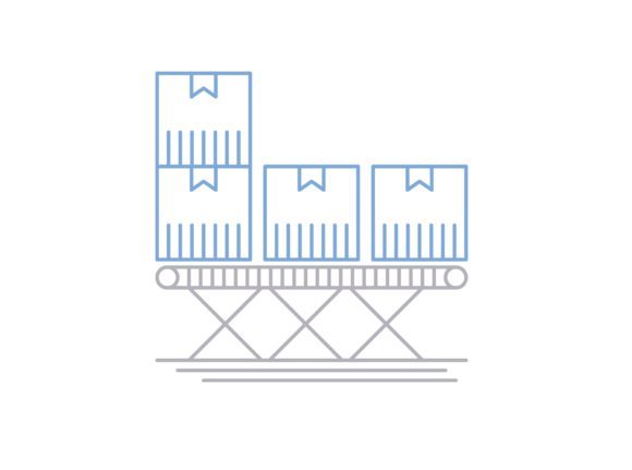 Print on Demand: Loading Shipping Graphic Icons By Iconika