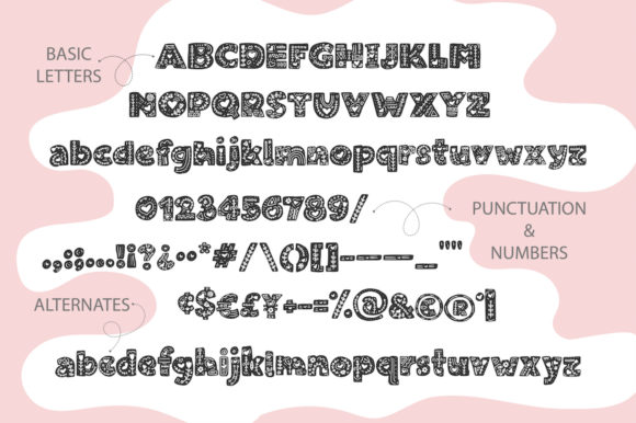 Love is Love Font By Red Ink Image 9