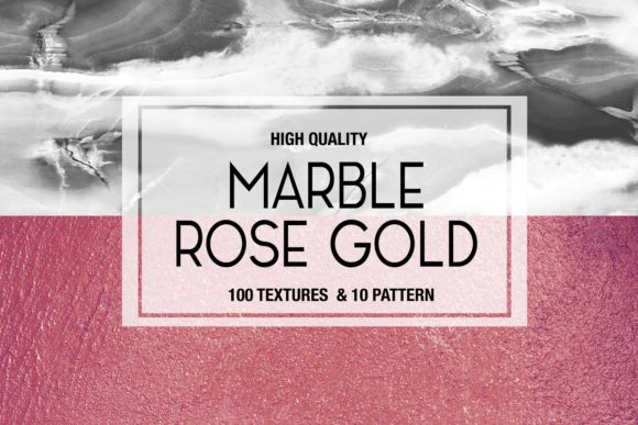 Download Free Marble Rose Gold Background Textures Graphic By Bonadesigns for Cricut Explore, Silhouette and other cutting machines.