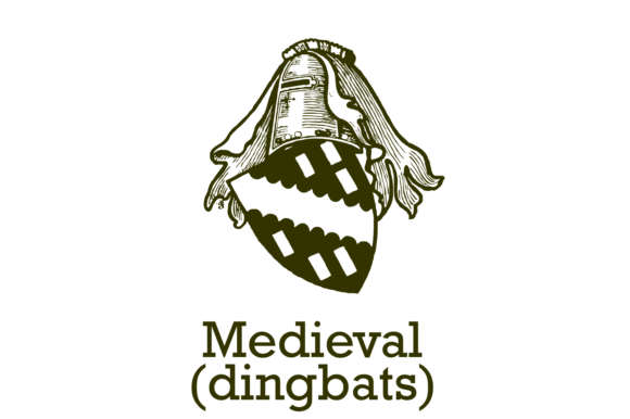 Download Free Medieval Font By Intellecta Design Creative Fabrica for Cricut Explore, Silhouette and other cutting machines.