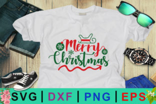 Merry Christmas Day SVG Graphic By Design Palace