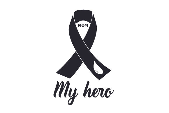 Download Free Mom My Hero Svg Cut File By Creative Fabrica Crafts Creative for Cricut Explore, Silhouette and other cutting machines.