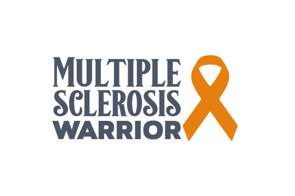 Multiple Sclerosis Warrior Awareness Craft Cut File By Creative Fabrica Crafts