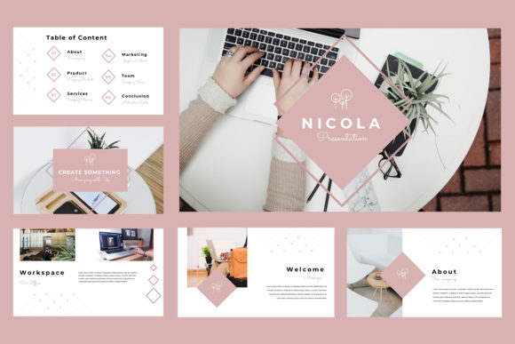 Nicola Powerpoint Presentation Graphic Presentation Templates By TMint - Image 2