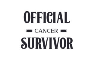 Official Cancer Survivor Cancer Awareness Craft Cut File By Creative Fabrica Crafts
