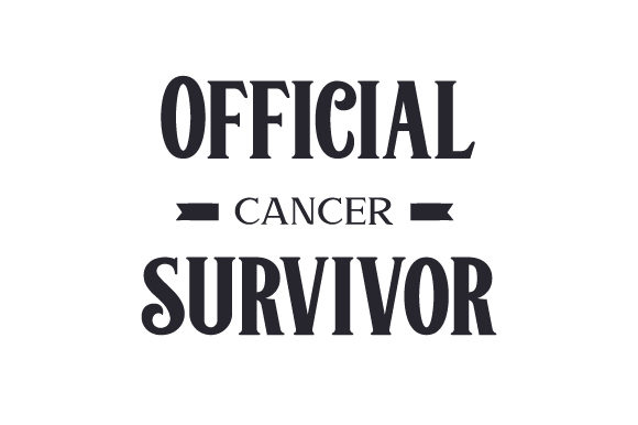 Official Cancer Survivor Awareness Craft Cut File By Creative Fabrica Crafts