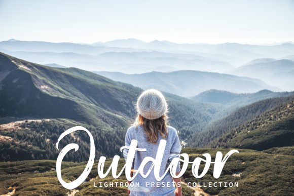 Print on Demand: Outdoor Lightroom Presets Collection Graphic Actions & Presets By Creative Tacos