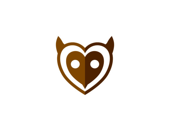 Download Free Owl Logo Graphic By Meisuseno Creative Fabrica for Cricut Explore, Silhouette and other cutting machines.