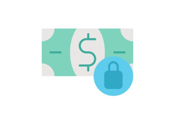 Print on Demand: Protection Money Graphic Icons By Iconika