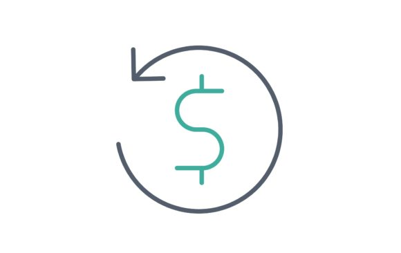 Print on Demand: Reload Money Graphic Icons By Iconika