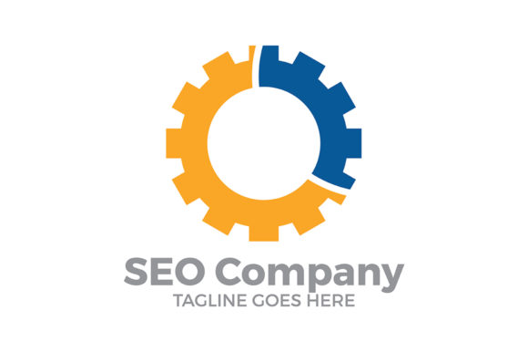 Download Free Seo Logo Graphic By Thehero Creative Fabrica for Cricut Explore, Silhouette and other cutting machines.