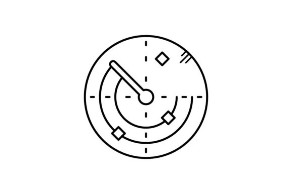 Print on Demand: Scanner Graphic Icons By khld939