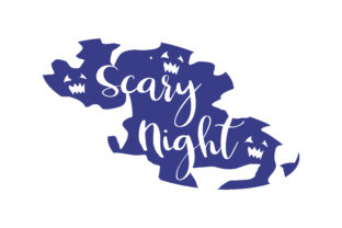 Print on Demand: Scary Night Graphic Crafts By TheLucky