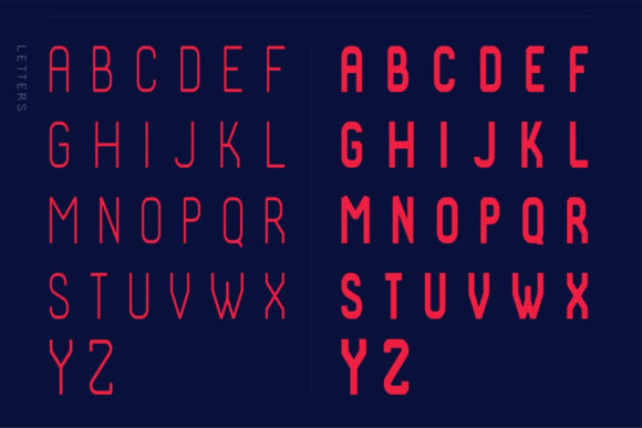Shkoder 1989 Font By Creative Fabrica Freebies Image 3