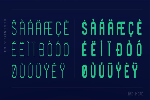 Shkoder 1989 Font By Creative Fabrica Freebies Image 5