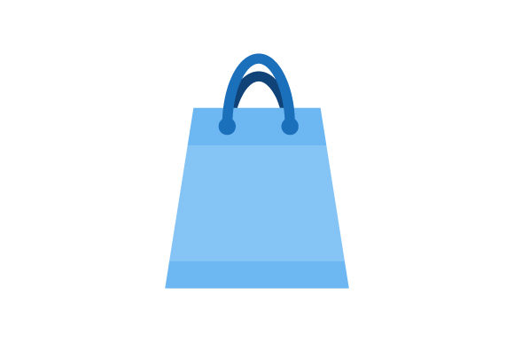 shopping bag vector icon graphic by hartgraphic creative fabrica shopping bag vector icon