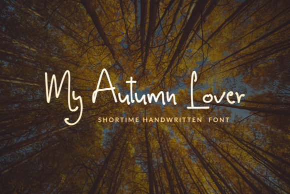 Print on Demand: Shortime Script & Handwritten Font By Subectype - Image 2
