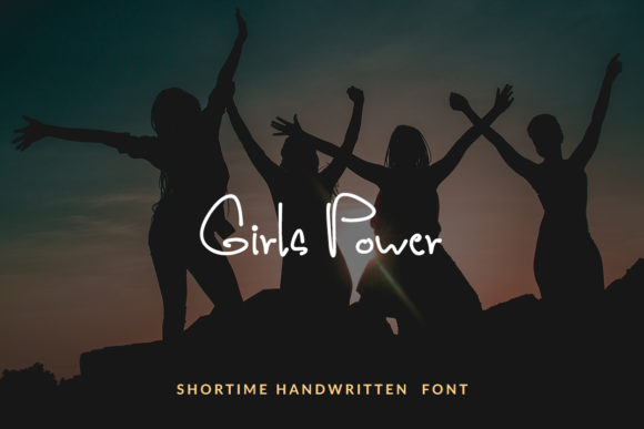 Print on Demand: Shortime Script & Handwritten Font By Subectype - Image 8