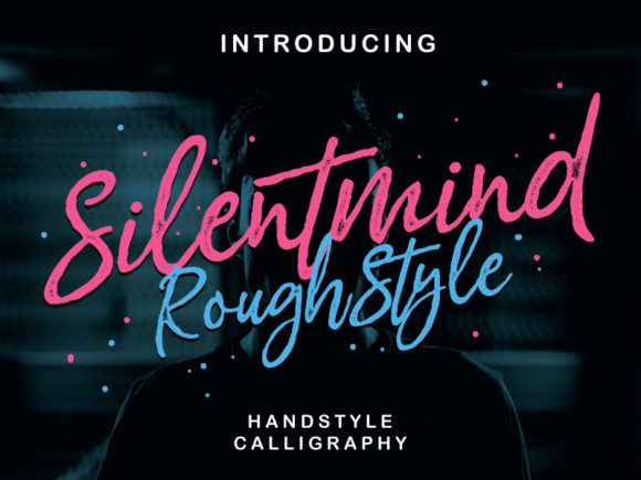 Print on Demand: Silentmind Script & Handwritten Font By riversidetypefoundry - Image 6