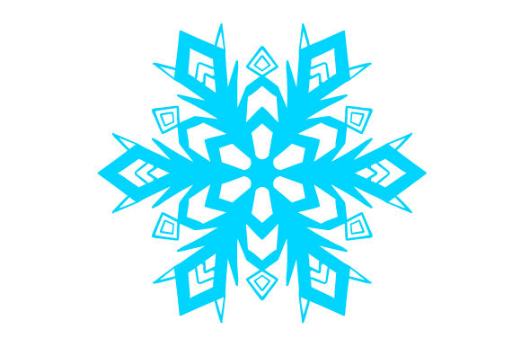 Snowflake Intricate cuts Craft Cut File By Creative Fabrica Crafts - Image 1