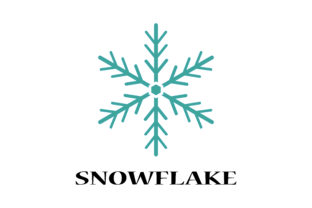 Print on Demand: Snowflake Graphic Icons By LeisureProjects