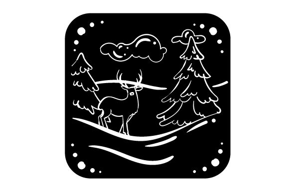 Download Free Square Ornament Svg Cut File By Creative Fabrica Crafts for Cricut Explore, Silhouette and other cutting machines.