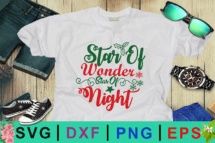 Star of Wonder Star of Night SVG Design Graphic By Design Palace