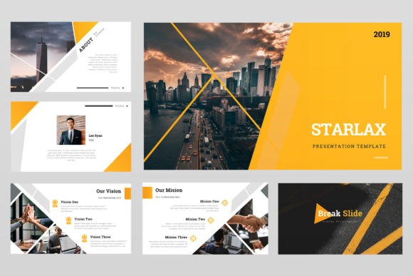 Starlax Pitch Deck Powerpoint Presentation Graphic Presentation Templates By TMint - Image 2