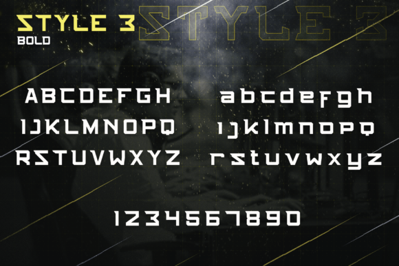 Stunner Family Font By ovoz.graphics Image 10