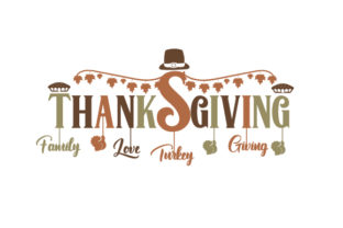 Thanksgiving Craft Design By Creative Fabrica Crafts