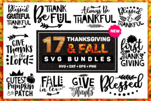Thanksgiving and Fall Bundle Graphic By Artstudio