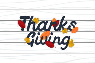 Thanksgiving Graphic Illustrations By indostudio