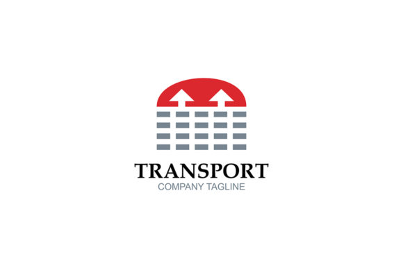 Transport  Logo Graphic Logos By Friendesigns