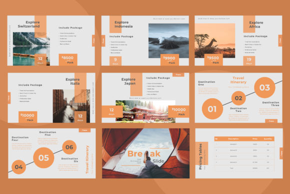 Download Free Travelios Travel Agency Powerpoint Presentation Grafik Von Tmint for Cricut Explore, Silhouette and other cutting machines.