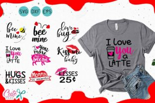 Download Free Valentines Day Quote Graphic By Cute Files Creative Fabrica for Cricut Explore, Silhouette and other cutting machines.