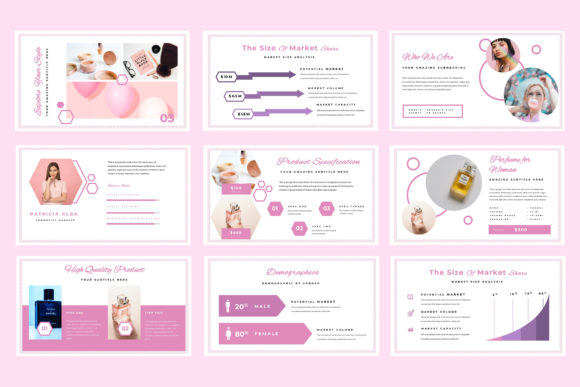 Vallencia Powerpoint Presentation Graphic Presentation Templates By TMint - Image 3