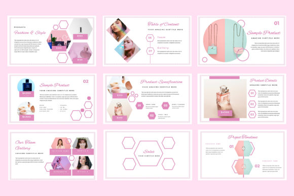 Vallencia Powerpoint Presentation Graphic Presentation Templates By TMint - Image 4