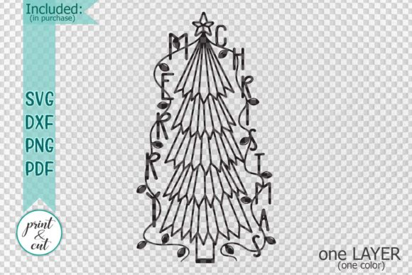 Download Free Vintage Merry Christmas Svg Graphic By Cornelia Creative Fabrica for Cricut Explore, Silhouette and other cutting machines.