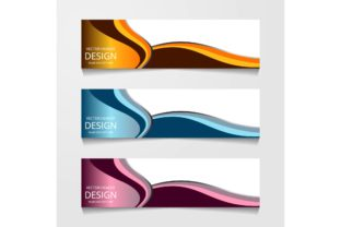 Download Free Web Banner Template Graphic By Ojosujono96 Creative Fabrica for Cricut Explore, Silhouette and other cutting machines.