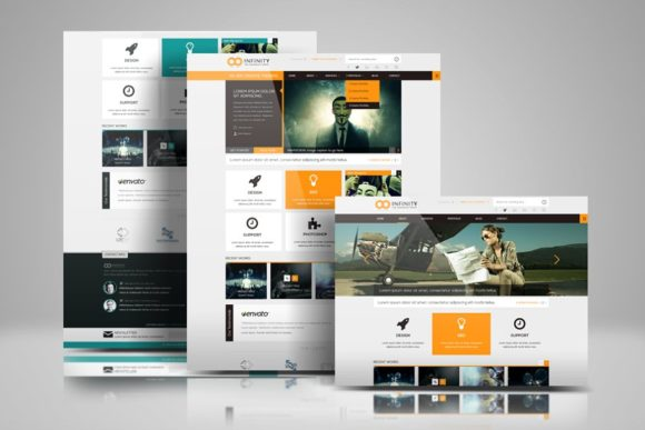 Website Showcase Mock-Ups Graphic By R-GraphicsDesign
