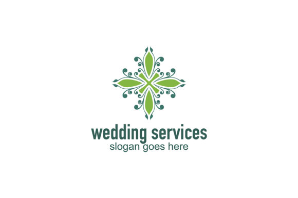 Wedding Service Logo Graphic Logos By Friendesigns