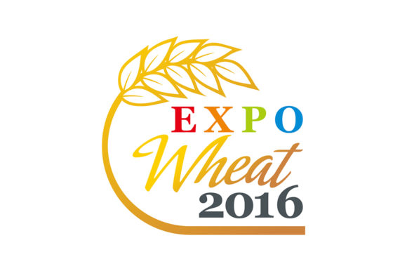 Wheat Logo Graphic Logos By Acongraphic