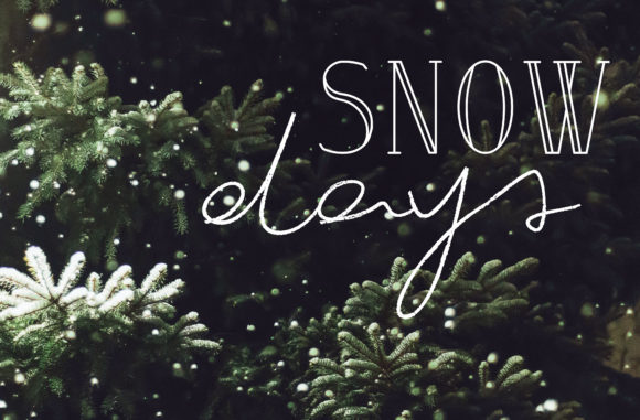 Print on Demand: Wintery Family Serif Font By Christine Teixeira - Image 8