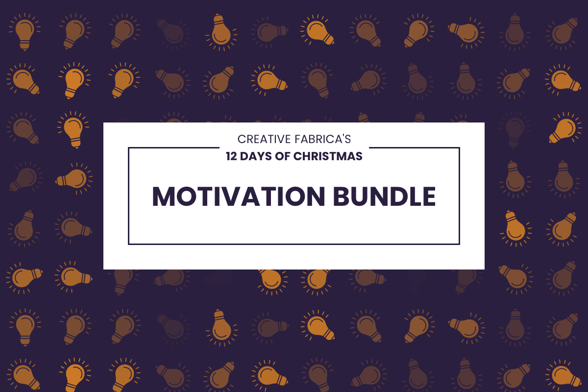 Download Free Motivation Bundle Bundle Creative Fabrica for Cricut Explore, Silhouette and other cutting machines.