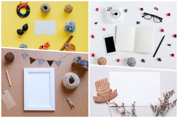 20 Holiday Flat Lay Items Graphic By Nuchylee Image 4