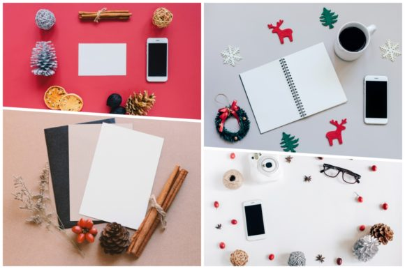 20 Holiday Flat Lay Items Graphic By Nuchylee Image 6