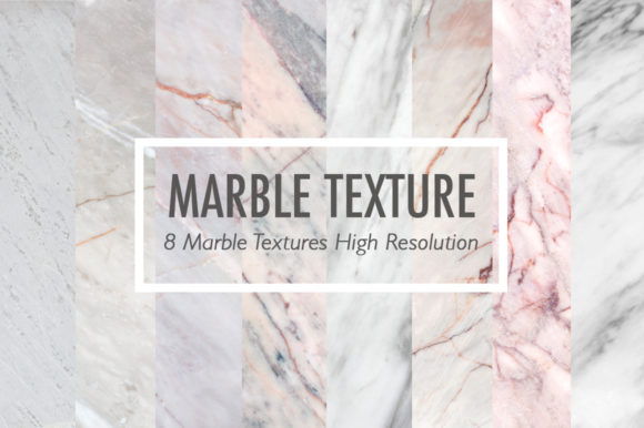 8 Real Marble Textures Collection Graphic By Nuchylee