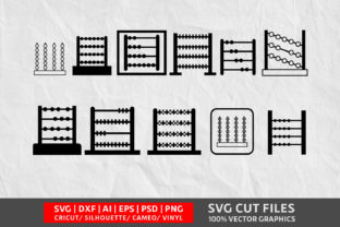 Abacus SVG Graphic By Design Palace
