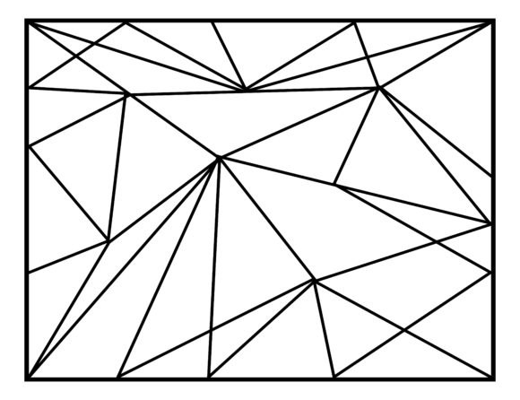 Download Free Abstract Geometric Backgrounds In Lines Polygonal Vector Design for Cricut Explore, Silhouette and other cutting machines.